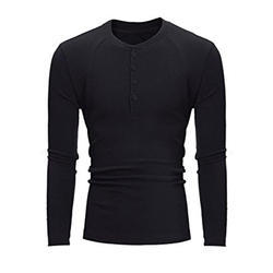 995276841a3eb Outflank Trading Pvt. Ltd. Cotton Black Mens T-Shirt